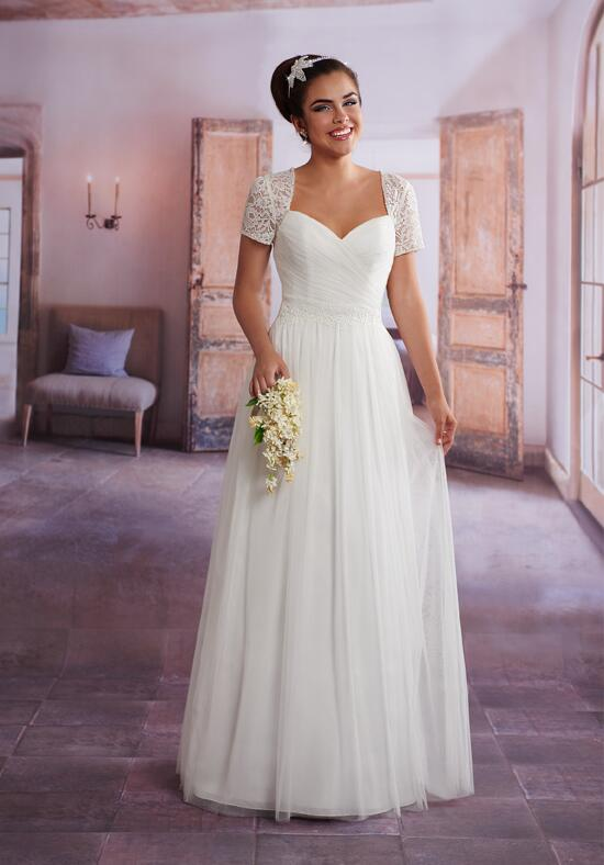 1 Wedding by Mary's Bridal 2624 Wedding Dress photo