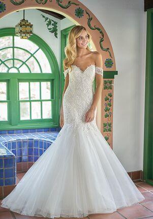 Jasmine Bridal F211009 A-Line Wedding Dress