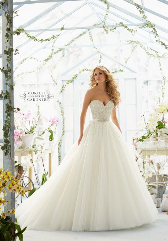 Mori Lee by Madeline Gardner 2802 Wedding Dress photo