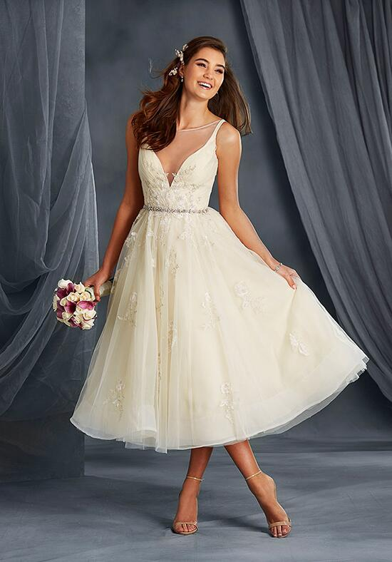 The Alfred Angelo Collection 2565T Wedding Dress photo