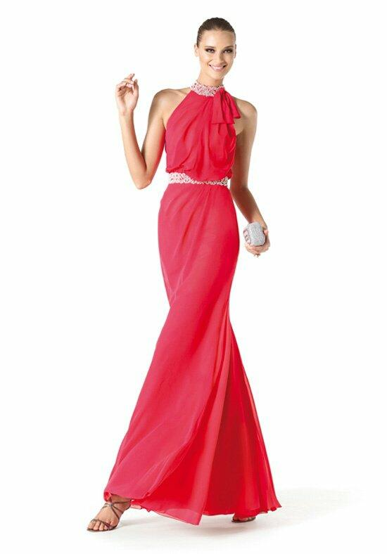Fiesta Collection Rachel Red Bridesmaid Dress photo