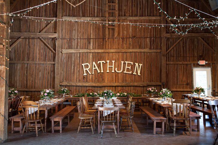 Rustic Barn Reception Venue