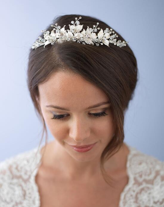 USABride Juliet Floral Tiara TI-3283 Wedding Tiaras photo