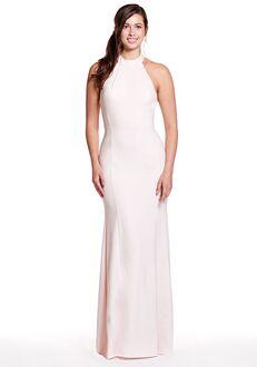 Bari Jay Bridesmaids 1900 Halter Bridesmaid Dress