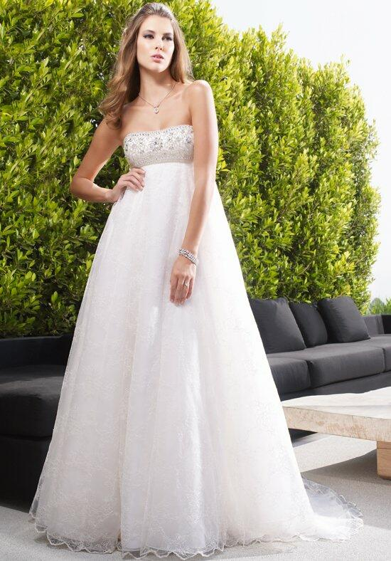 Cb couture b009 wedding dress the knot for Cb couture wedding dresses