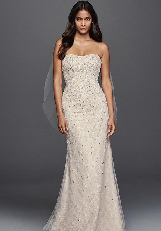 David's Bridal Galina Signature Style SWG728 Wedding Dress photo