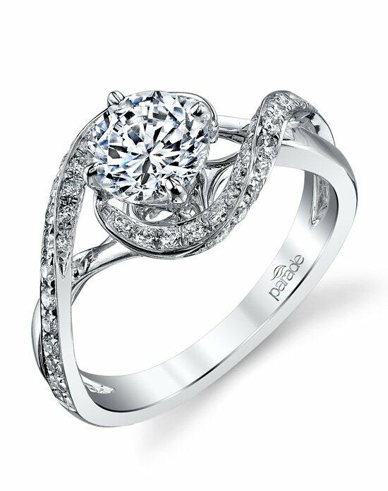 Parade Design Style R3152 from the Hemera Collection Engagement Ring photo
