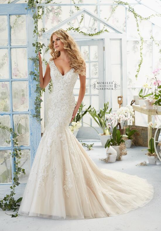 Mori Lee by Madeline Gardner 2816 Wedding Dress photo