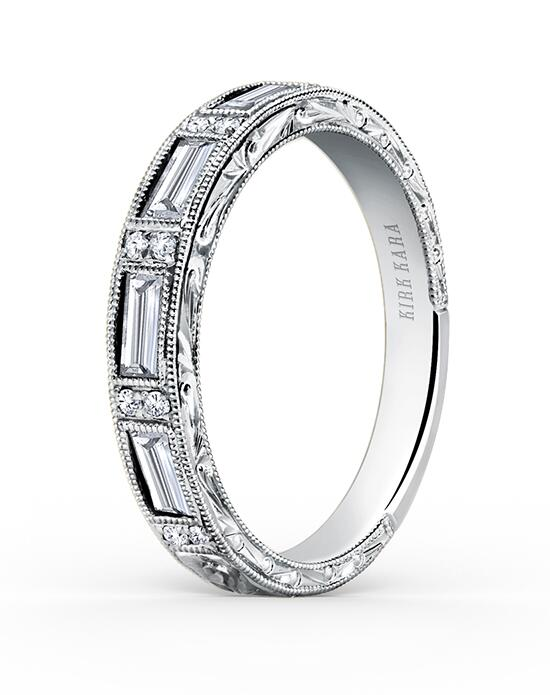 Kirk Kara Charlotte Collection SS6685D-B Wedding Ring photo