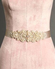 To Have & To Borrow Olivia Ivory, White Sashes + Belt
