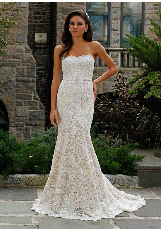 New modern wedding dresses: Bridesmaid dresses jovani