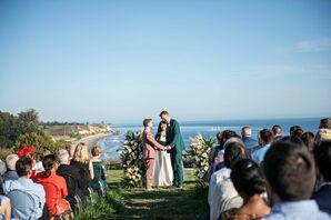 Wedding Ceremony at The Ritz-Carlton Bacara in Santa Barbara, California