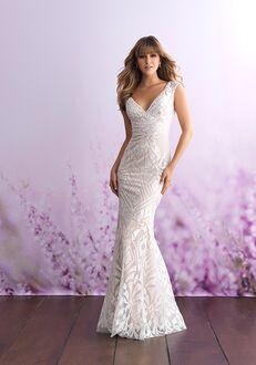 Allure Romance 3103 Sheath Wedding Dress