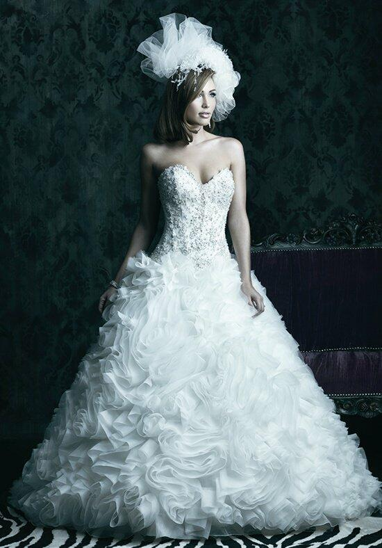 Allure Couture C229 Wedding Dress photo