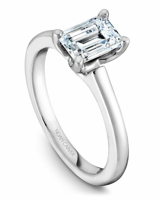 Noam Carver B038-04WS-100A Engagement Ring photo