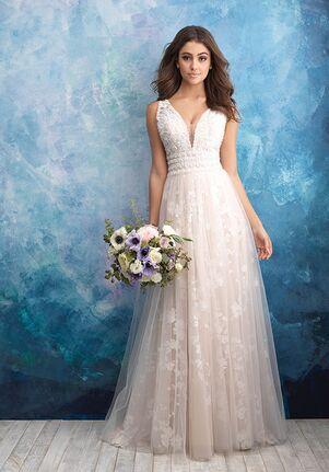 Allure Bridals 9561 A-Line Wedding Dress