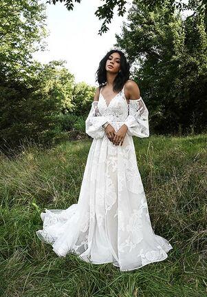 All Who Wander Aspen A-Line Wedding Dress