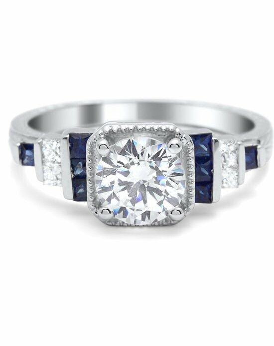 Timeless Designs R1614S Engagement Ring photo