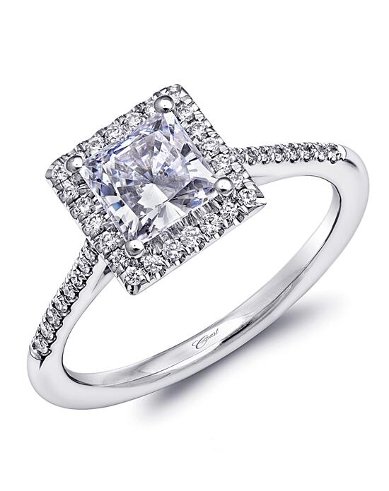 Coast Diamond LC5410-PC Engagement Ring photo
