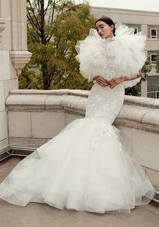 Lazaro Juno Style 32102 Mermaid Wedding Dress