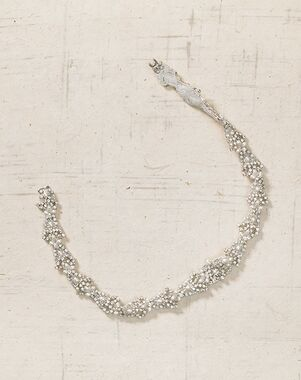 To Have & To Borrow Serra Silver Sashes + Belt