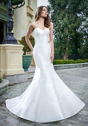 Jasmine Bridal F221054 Mermaid Wedding Dress