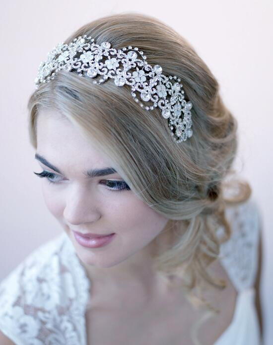 USABride Phoebe Couture Headband Wedding Headbands photo