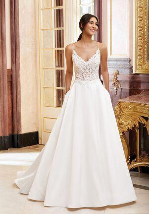 Sincerity Bridal 44232 A-Line Wedding Dress