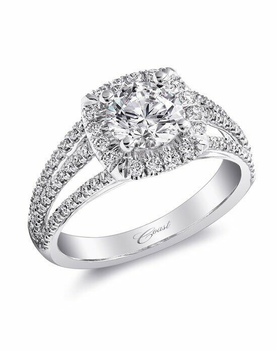 Coast Diamond Charisma Collection - LC5312 Engagement Ring photo