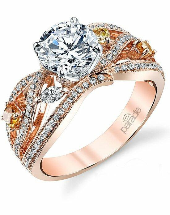 Parade Design Style R3296 from The Reverie Bridal Collection Engagement Ring photo
