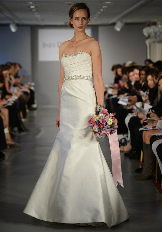 Ines di santo adeline wedding dress the knot for Ines di santo wedding dress prices