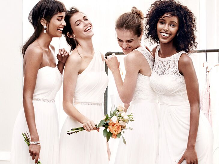 How to Ace the Mix-and-Match Bridesmaid Dress Look