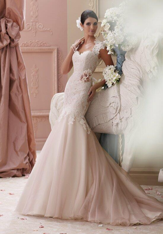 David Tutera for Mon Cheri 115236 Meadow Wedding Dress photo