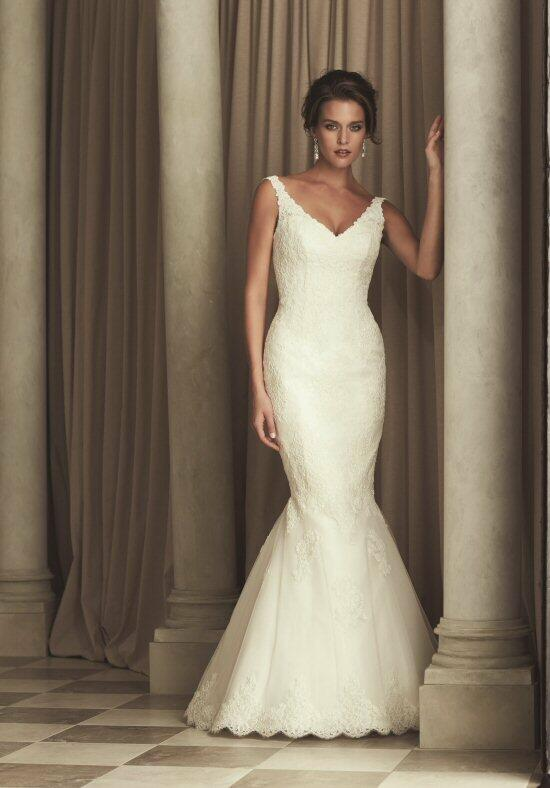 Paloma Blanca 4451 Wedding Dress photo