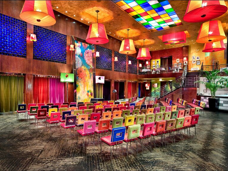 Carnivale wedding venue in Chicago, Illinois.