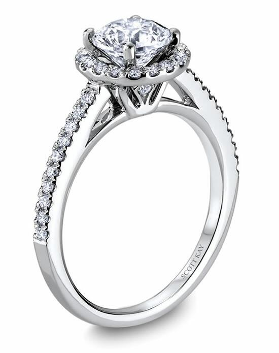 Scott Kay M2053R510 Engagement Ring photo
