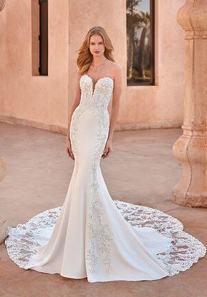 Demetrios 1085 Mermaid Wedding Dress