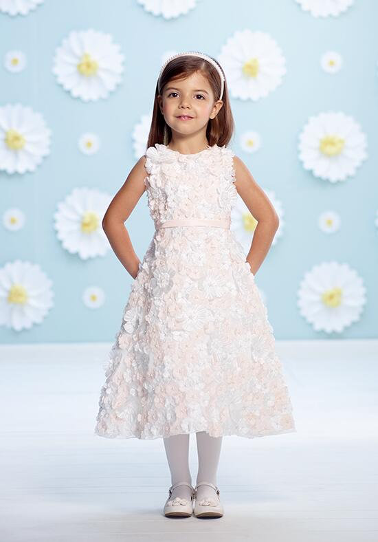 Joan Calabrese by Mon Cheri 116379 Flower Girl Dress photo