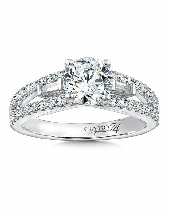 Caro 74 CR832W Engagement Ring photo