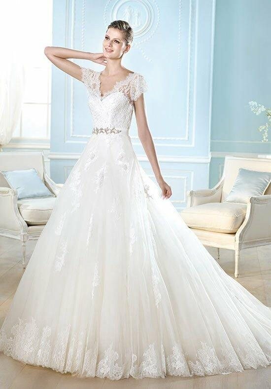 ST. PATRICK Costura Collection - Harith Wedding Dress photo