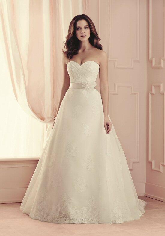 Paloma Blanca 4506 Wedding Dress photo