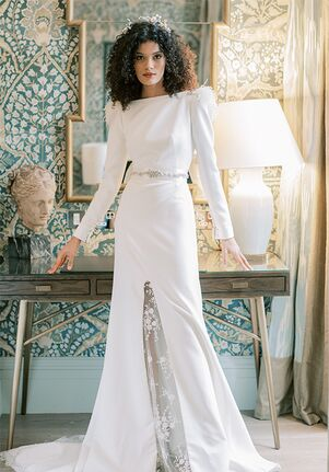 Cynthia Grafton-Holt Couture ANGELICA A-Line Wedding Dress