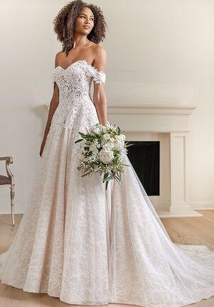 Jasmine Couture T232058 A-Line Wedding Dress