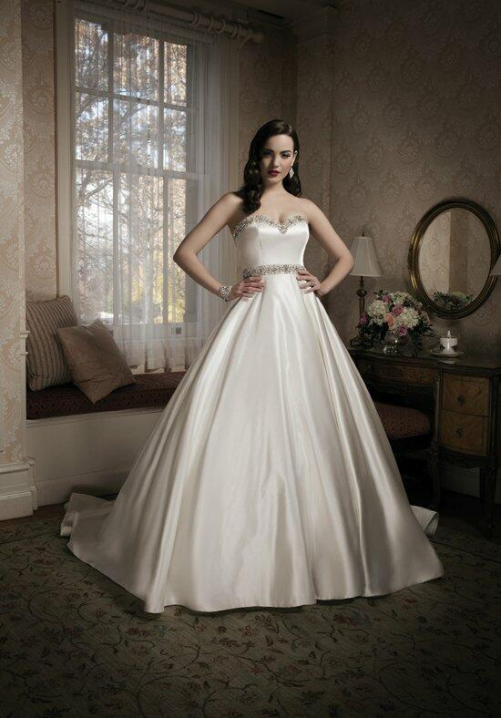 Justin Alexander 8680 Wedding Dress photo
