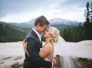 Grace Kelley (27 and a registered nurse) and Luke Mickelson (30 and a general manager at Premier Roofing) met at a bar on Halloween, and a few years l