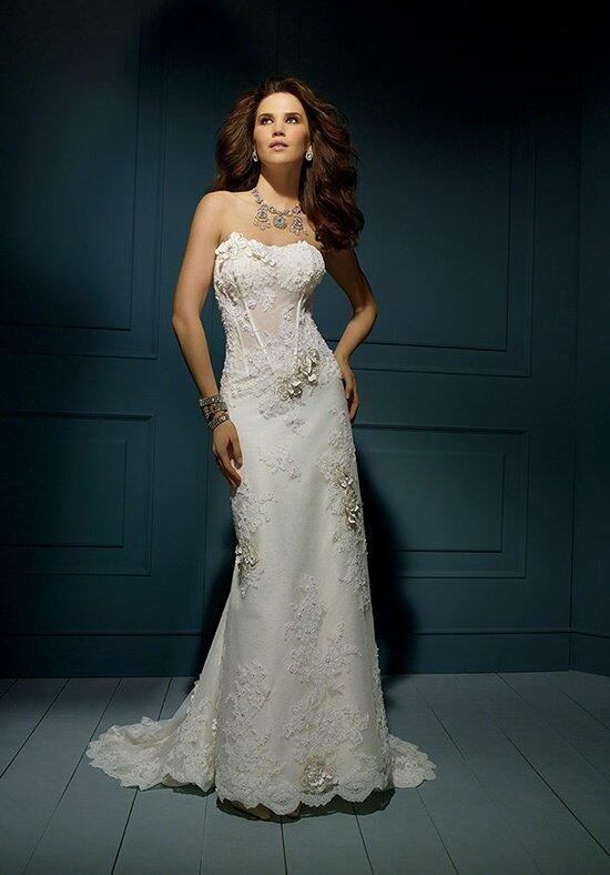 Alfred Angelo Sapphire 850/850C Wedding Dress photo