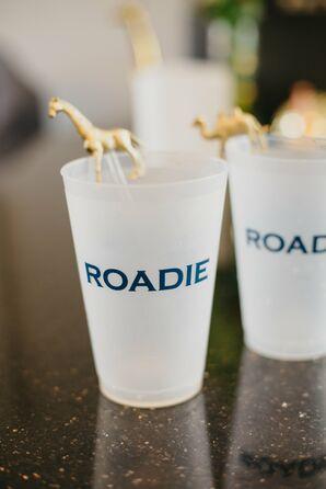 Custom-Made Cocktail Cups
