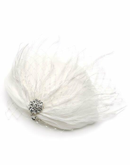 USABride Josephine Feather Clip TC-2231 Wedding Pins, Combs + Clips photo