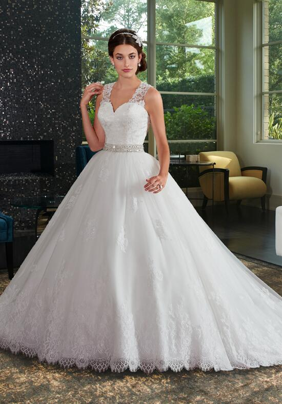 1 Wedding by Mary's Bridal 6409 Wedding Dress photo