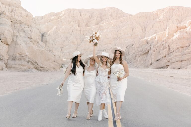 palm springs bachelorette party group